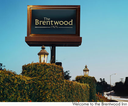 Welcome to the Brentwood Inn